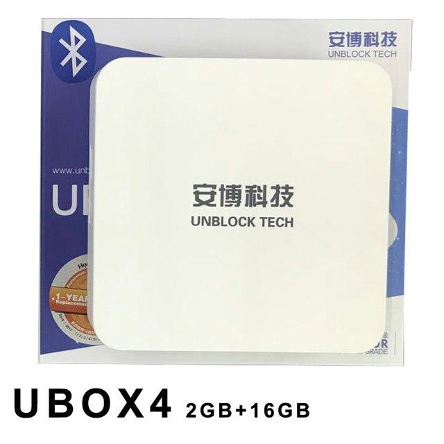 BỎ CẤM IPTV UBOX 4 Android 5.1 1 GB + 16 GB TV Hộp Đồng Hồ miễn phí 1000 Kênh Trực Tiếp cho Nhật Bản Hàn Quốc Malaysia Thể Thao TV kênh