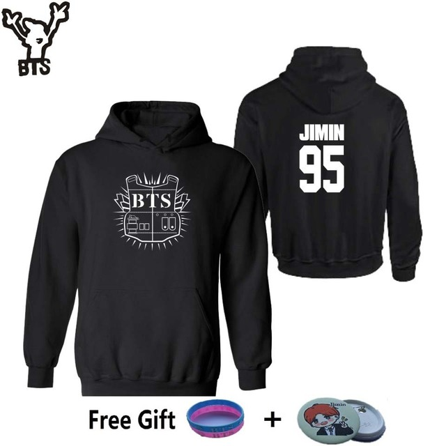 BTS HOODIES (10 Models)