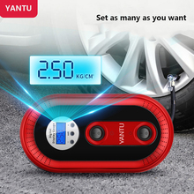 Digital Tire Inflator With Pressure Gauge 12V Car Portable Air Compressor Pump 150PSI Air Compressor for Car Motorcycle Bicycle car tire inflator digital air compressor portable 12v electric tire pump tire inflation for car motorcycle
