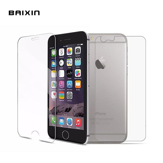 Szkło hartowane przód tył iPhone 4 4s 5 6 5c 5s 6s 6plus 6 s plus 7 7plus