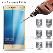2.5D 0.26mm 9H Premium Tempered Glass For Huawei P9 Lite G9 Screen Protector Toughened protective film For Huawei P9 Lite *