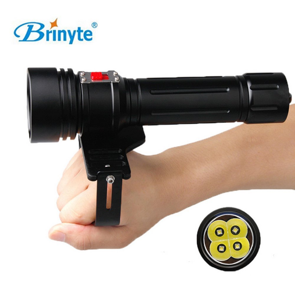Brinyte DIV15 Led Dive Light CREE XML2 3800lm LED Scuba Technical Diving Torch Flashlight 200M Underwater 2x32650 Battery Lamp sitemap 15 xml