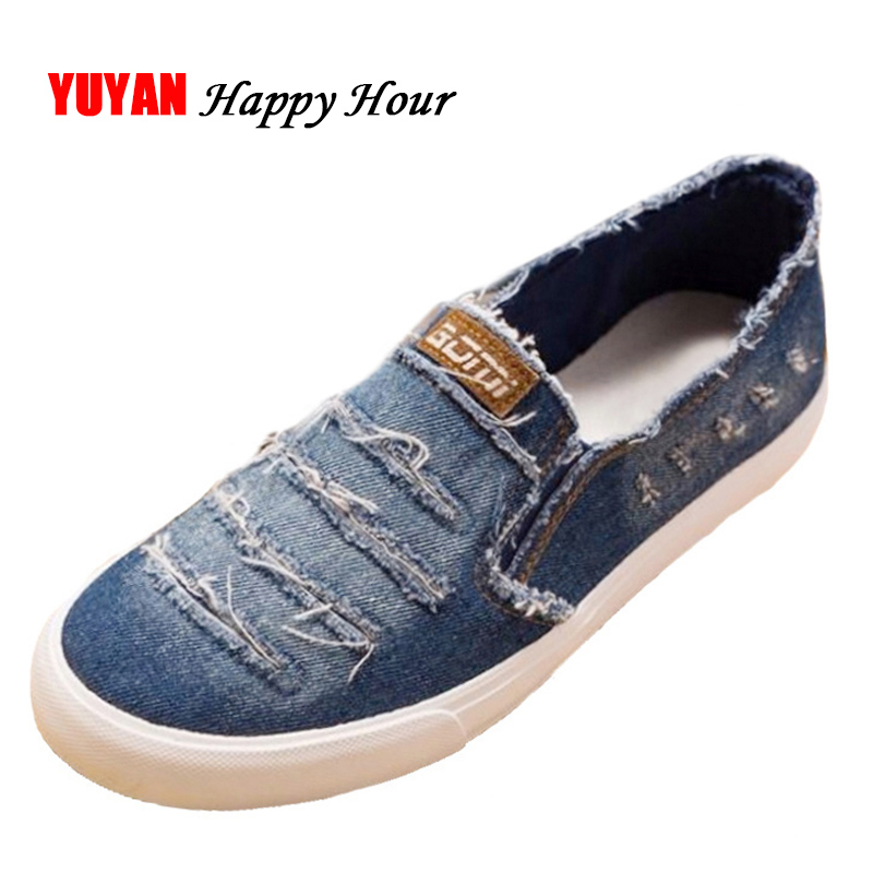 New Denim Shoes Men Non-slip Canvas Shoes High Quality Men's Casual Shoes Male Brand Loafers Breathable Fashion Style K037 italian style fashion men s jeans shorts high quality vintage retro designer classical short ripped jeans brand denim shorts men