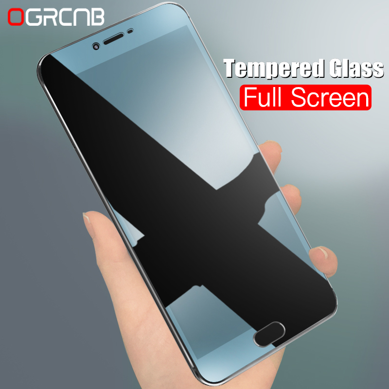 Full Cover Tempered <font><b>Glass</b></font> For <font><b>Meizu</b></font> M6 M5 M3 Note Screen Protector Film For <font><b>Meizu</b></font> <font><b>M3S</b></font> <font><b>Mini</b></font> M3E M5S M5C M6S Toughened <font><b>Glass</b></font> image