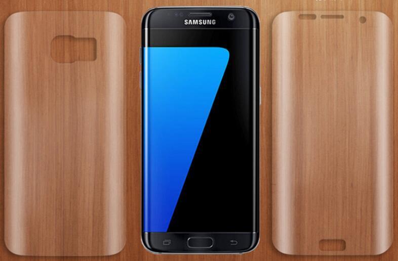 Mjuk skärmskydd framtill bak för Samsung Galaxy S9 S8 Plus S7 kant - Reservdelar och tillbehör för mobiltelefoner - Foto 6
