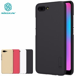 case for huawei honor 10 9 NILLKIN Super Frosted Shield back cover honor 10 case