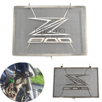 Motorcycle Radiator Guard Protector Grille Grill Cover For Kawasaki Z800 Z 800 2013 2014 2015 2016 Accessories Stainless Steel