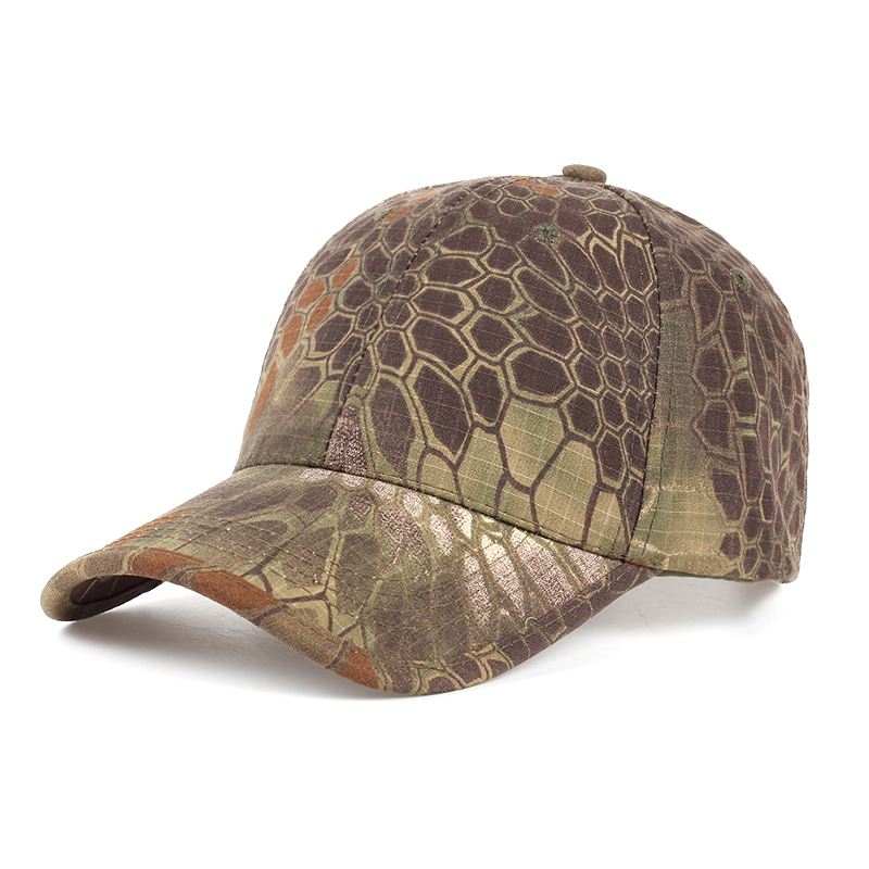 TUNICA 2017 Camouflage man baseball cap adult hat male hat fashion outdoor sun hat adjustable snap cap snapback hip hop hat