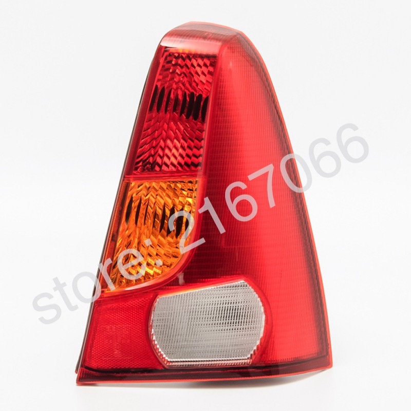 fits RENAULT LOGAN 2005 2006 2007 2008 Rear Lamps Tail Lights Right Side Passenger