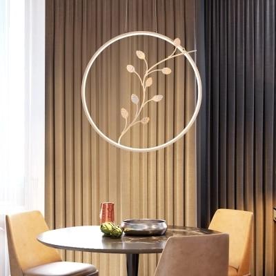 Modern LED chandelier acrylic lights lamp for dinning room living room lampadario moderno Lustre Chandelier Lighting стоимость
