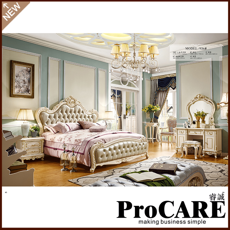 rose king size bed bedroom furniture sets wooden frame leather bed