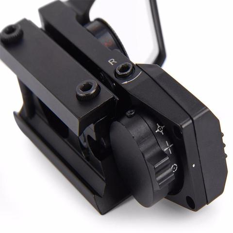 holographic red dot sight reflex 4 reticulo
