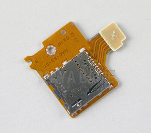 Image 3 - Original For Nintend Switch NS TF SD Card Slot Socket Replacement Handle controller SD Card socket