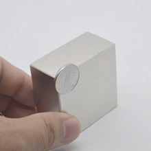 Promotions! super Powerful N50 NdFeB magnet Neodymium Magnets F45*45*22mm /Free Shipping