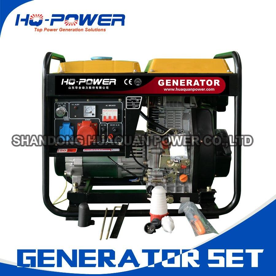 Дизельный генератор 5