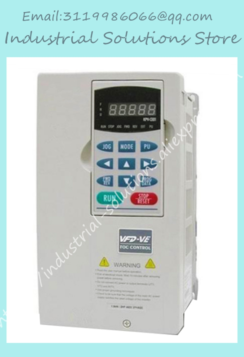 все цены на  Delta Inverter Delta VE Series Of High Frequency Converter 11kw 15HP 3PHASE 380V 600Hz Inverter VFD110V43A-2 New Original  онлайн