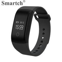 Smartch A09 Bluetooth Smart Браслет, фитнес-трекер, шагомер, вибрации сигнализации браслет, пульс крови Давление монитор