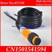 10PCS/LOT ; E3F-DS30P1 photoelectric sensor diffuse photoelectric switch three-wire DC PNP diameter 18mm