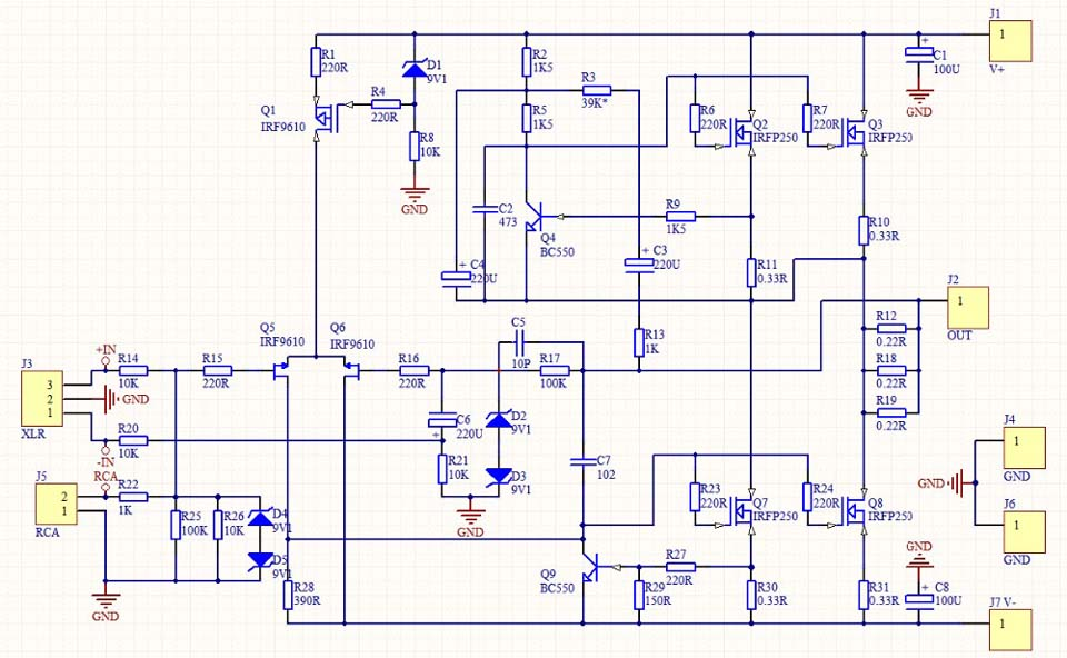 HOT SALE] 2pcs Class A PASS A3 Single ended audio Power Amplifier