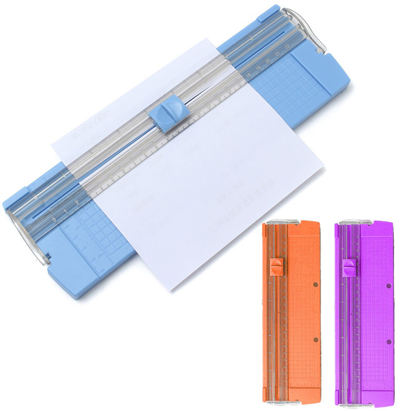 Responsible A4 Precision Paper Trimmer Punctual Timing Other Art Supplies Crafts