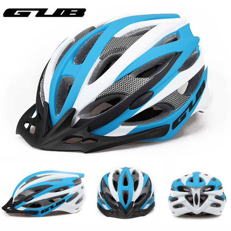 GUB DD Super Large Integrally-Molded Cycling Helmet 28 Holes Air Safety Durable Riding Bicycle Mountain Bike Cycling Helmet gub fr mountain bike cycling helmet white
