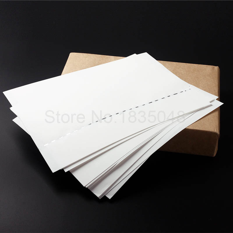 105gsm 100%wooden Pulp Watermark And Silver Thread Security Paper