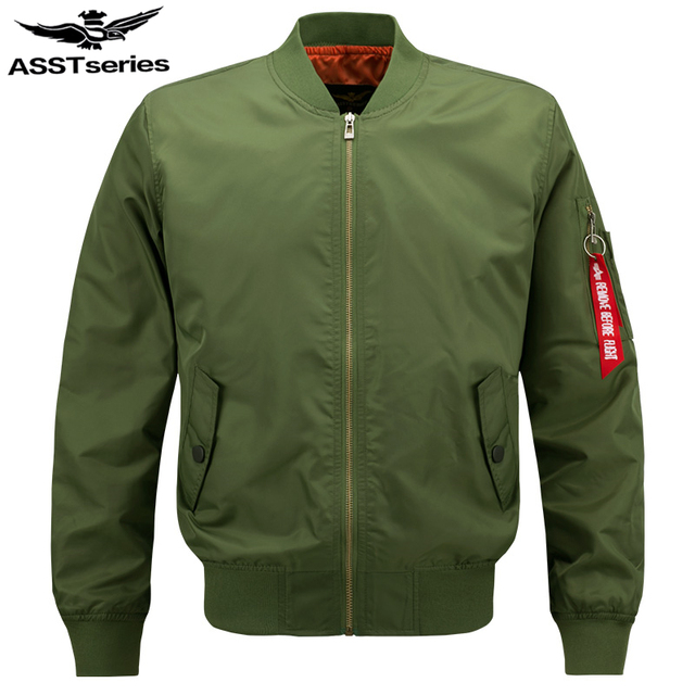 258d77319 Asstseries Bomber Jacket Men Army Military Jacket Men Mens Air Force  Jackets And Coats Oversize 8XL Tactical Jacket For Men.DA63-in Jackets from  Men's ...