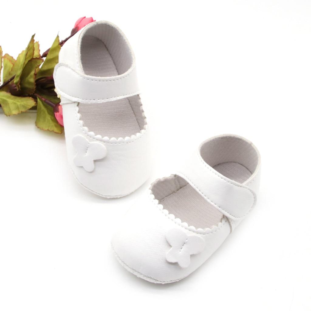 SAGACE Prewalker-Shoes Soft-Sole Toddler Infant Baby Anti-Slip Girl Babies Boy Hook PU