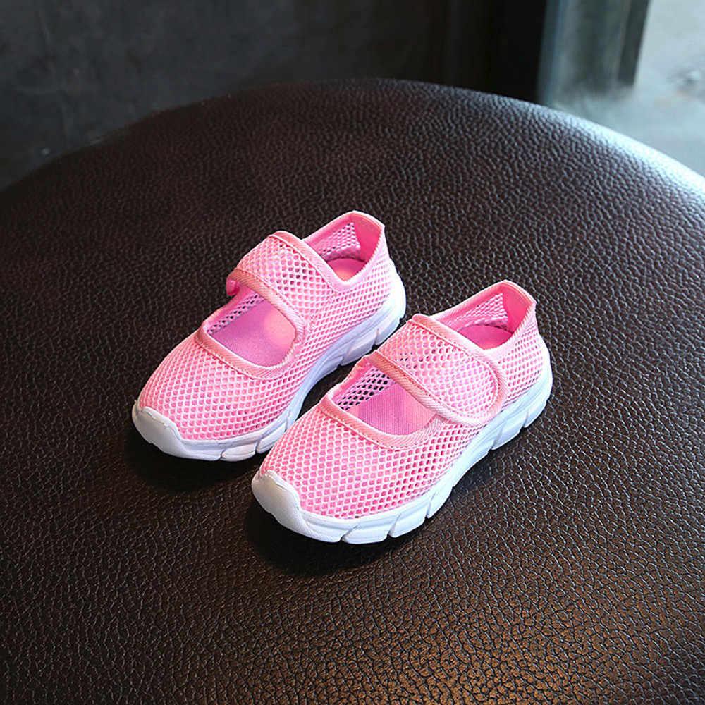 Kinderen Schoenen Kids Jongens Meisjes Baby Gesloten Teen Sport Sandalen Casual Mesh Sneakers Strand Schoenen Chaussure Enfant Sneakers