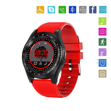 Get more info on the L9 Smartwatch Bluetooth Smart Watch Reloj Relogio 2G GSM SIM App Sync Mp3 Women Wrist Watch for Android Phones PK DZ09 Y1 A1 Q18