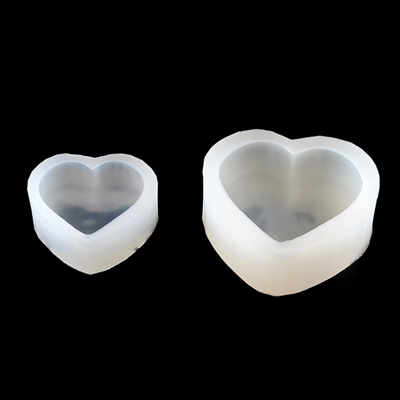 Heart Shape Silicone Mousse Cake Mold Ice Cream Chocolate Gelato Dessert Pastry Tools Valentine Gateau Mould in Cake Molds from Home Garden