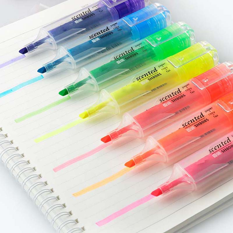 Color Marker For Text Selection Office School Supplies