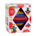 En bloques magicaf yakuchinone bloques de color bloques de pirámide