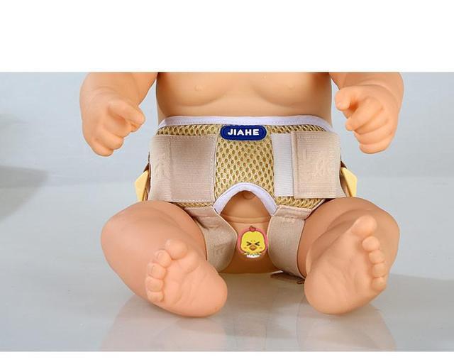 € 26.0 |Ceinture de hernie inguinale pour bébé médical applicable au  traitement des petits gaz intestinaux dans Accolades et Supports de Beauté  ...