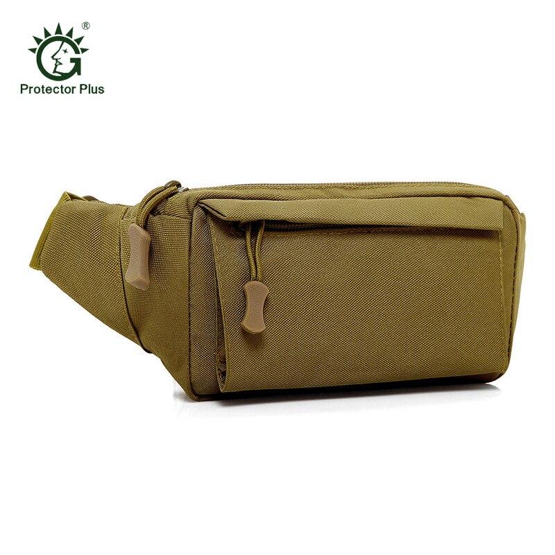 Saco de escalada ao ar livre militar tático mochila resistente ao desgaste multi-bolso molle pacote de acampamento caminhadas cintura sacos militar