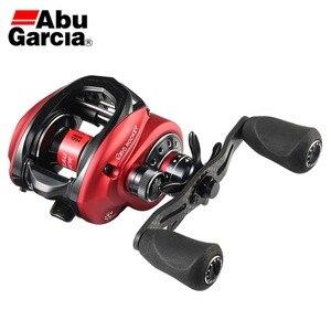 Image 3 - ABU GARCIA REVO 4 ROCKET Fishing Reel 11BB 10.1:1 High Gear Ratio Reel 205g 8kg Max Drag Dual Brake System Baitcasting Reel