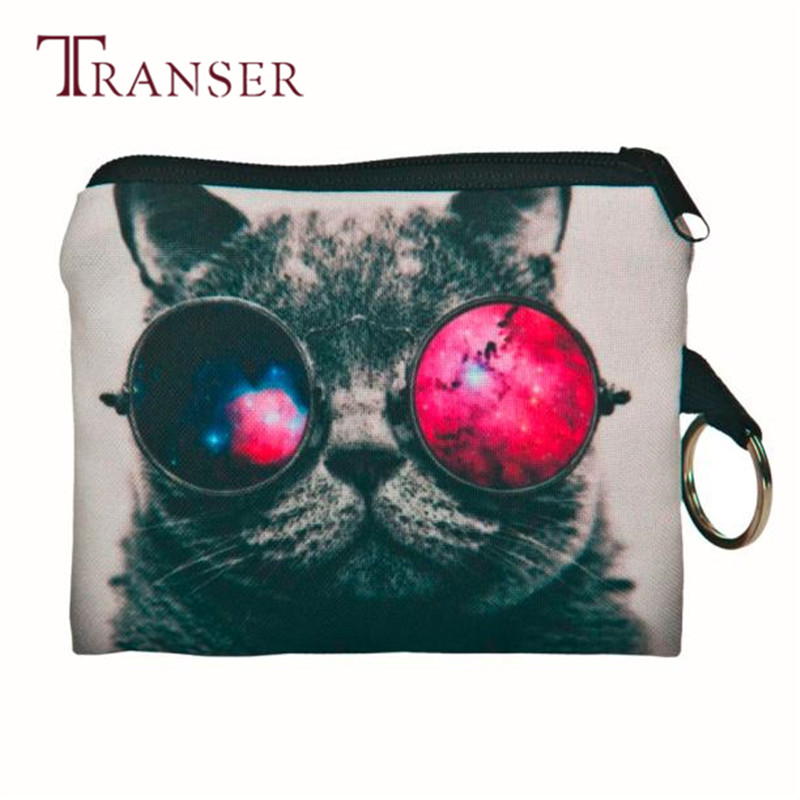 TRANSER New Fashion Girl printing Coins Change Purse Clutch Zipper Wallet phone Key Bags Bolsas Cute Card Holder Zipper Aug21 girl coins purse printing zipper change clutch wallet bag cute emoji key bags monedero para monedas 7111