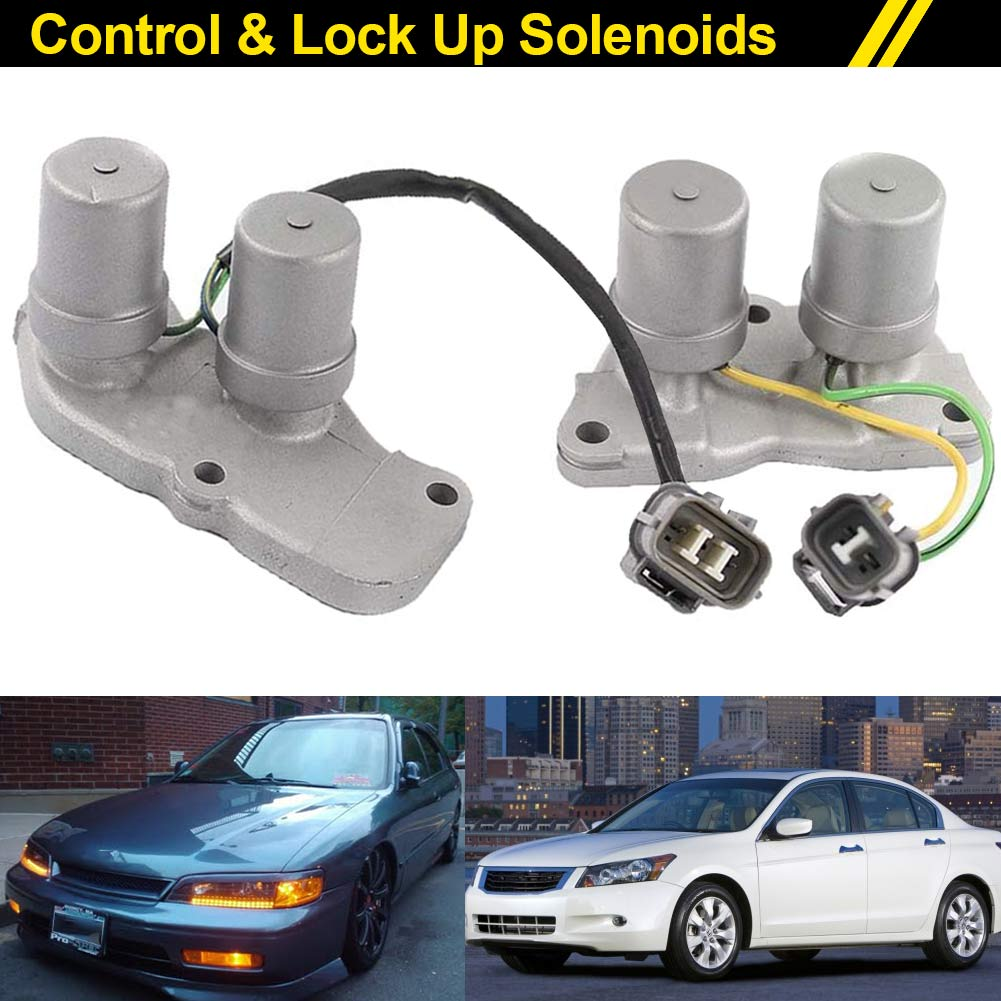 Honda Accord Shift Lock Car Maintenance Console Cover Replacement Electrical Troubleshootin G Manual Wiring Diagram Oem New Control Up Solenoids For Prelude At Rhaliexpress