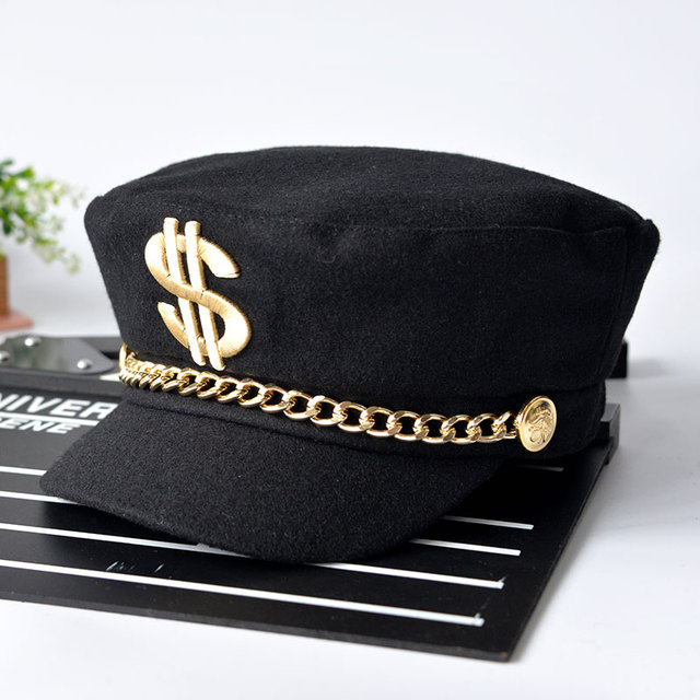 2016 весна женские газетчик шапки для мужчин шерстяные плющ вождения восьмиугольная Кепка дамы Мужская Ретро плоским хет boina