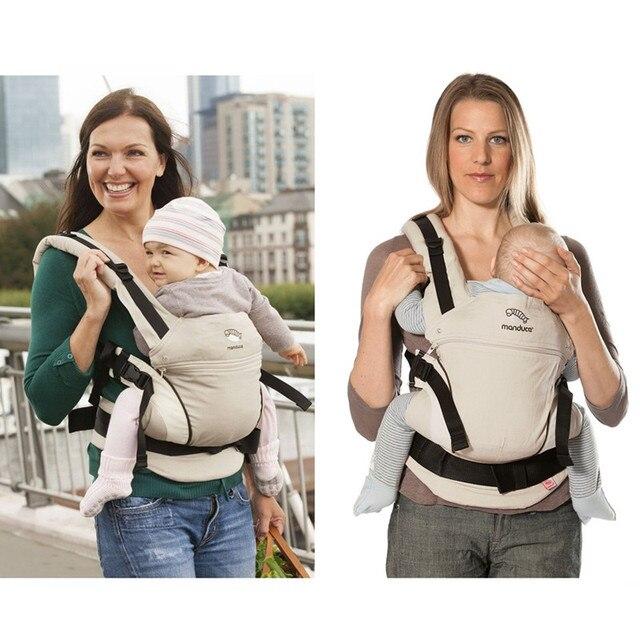 Manduca portador de beb honda del beb transpirable kangaroo hipseat mochilas y portadores - Notice porte bebe manduca ...