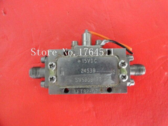 [BELLA] AVANTEK SFT82-0756 15V SMA Low Noise Amplifier