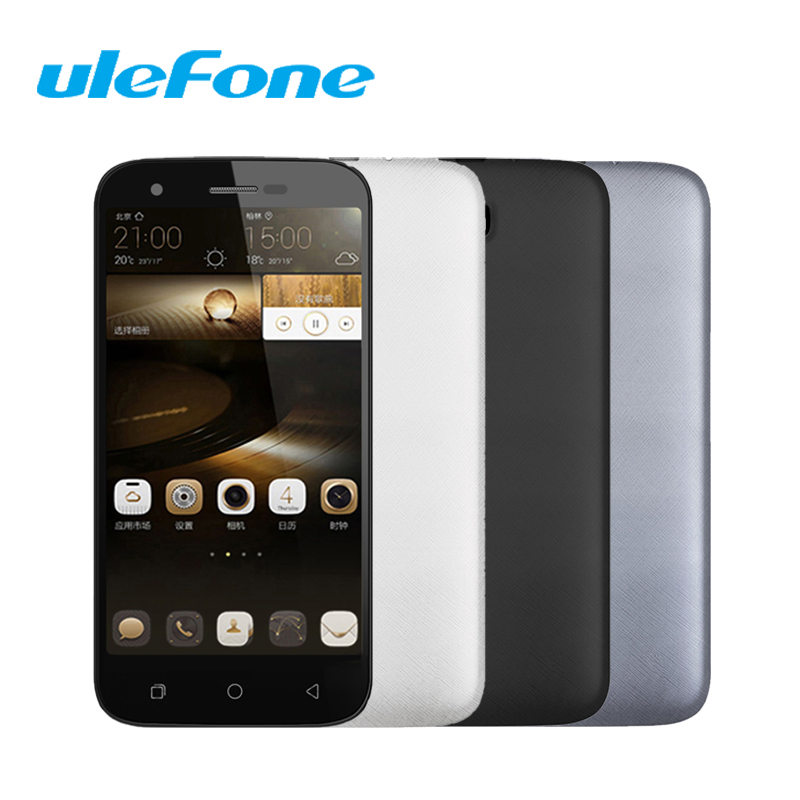 ulefone U007 MT6580A Quad core 1 3GHz Smartphone 8G ROM 1G RAM 5 0 Inch Android