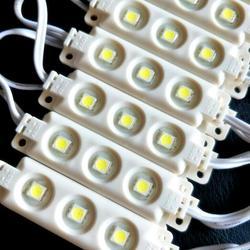 Wodoodporna IP68 5050 SMD 3 LED moduł do formowania wtryskowego lampa światła ciepły biały czysty biały DC12V