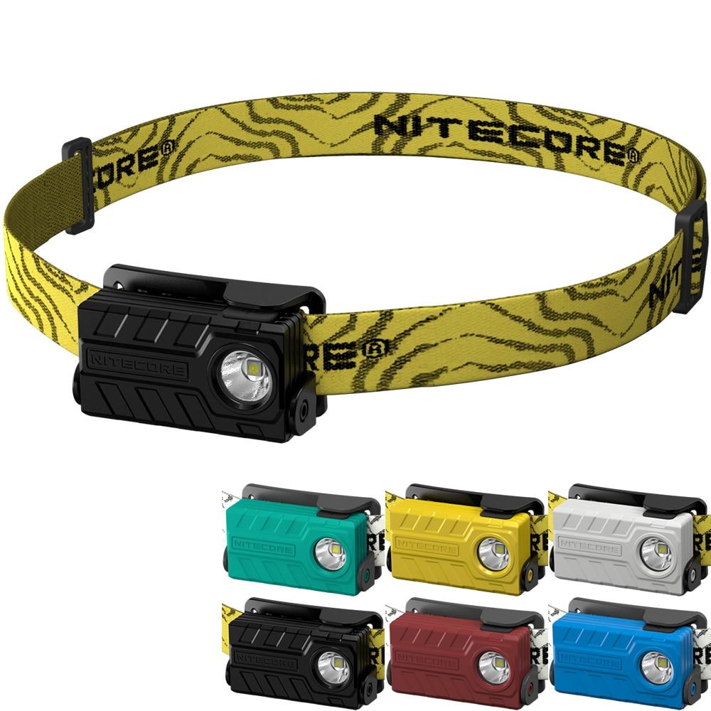 20% OFF NITECORE NU20 360 Lumen Rechargeable CREE XP-G2 S3 LED Camping En Plein Air USB Rechargeable Li-ion BATTERIE Projecteur lampe de Poche
