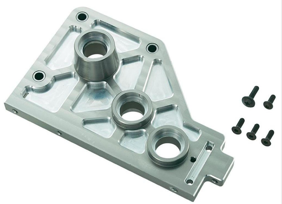 CNC METAL gear mount BRACKET for 1/5 scale FS Racing//MCD/CEN/REELY RC car PARTS realts alloy gear mount for fs racing mcd cen reely 1 5 scale rc car instock