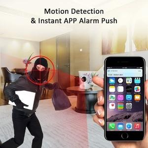 Image 4 - ANNKE 1080P PTZ Home Security IP Camera Draadloze Smart IR WiFi Camera Audio Record Surveillance Babyfoon HD Mini CCTV Camera