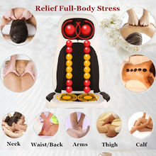 Hot Sale items 2016, Free Shipping Electronic Full Body Massage Pad for Sale