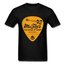 2017 Summer Men T Shirt McFly t-shirt Music Custom Made Printing Short Sleeve Man T Shirts 100% Cotton Shirts