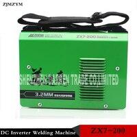 ZX7-200 220V Schweißen MMA schweißer IGBT DC Inverter Schweiß Maschine Manuelle Elektrische Schweißen Maschine