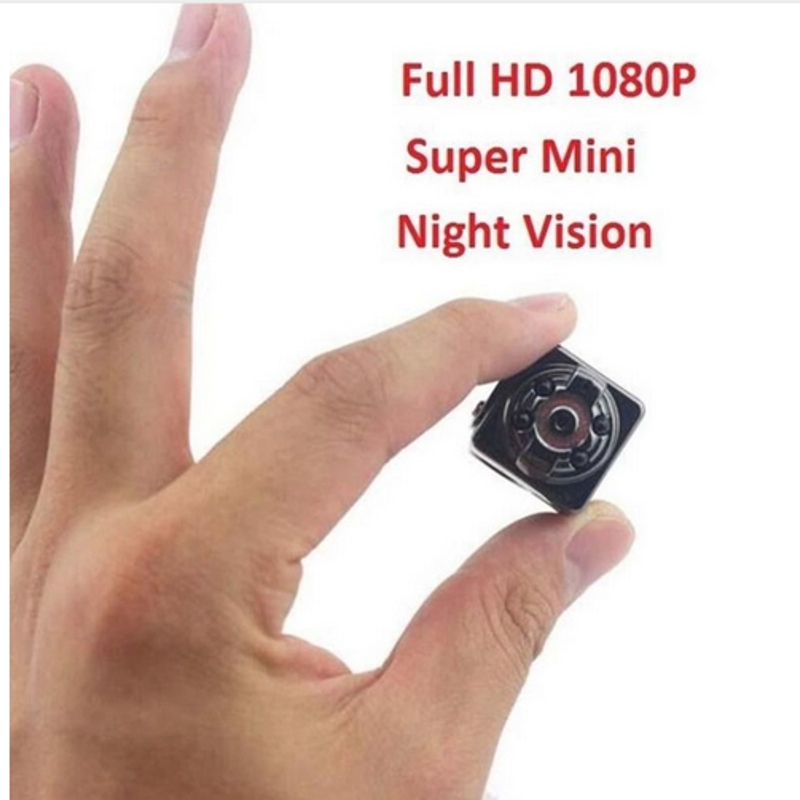 Mini Camcorders SQ8 1080P Full HD 1080P 720P12.0MP Smallest Sport DV Video Recorder Camera Cam DVR w/ Motion Detection 2018 NEW